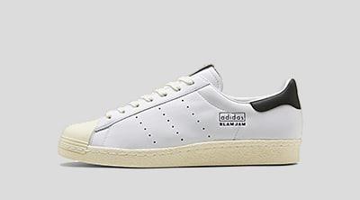 Adidas Consortium x Slam Jam Superstar 80s