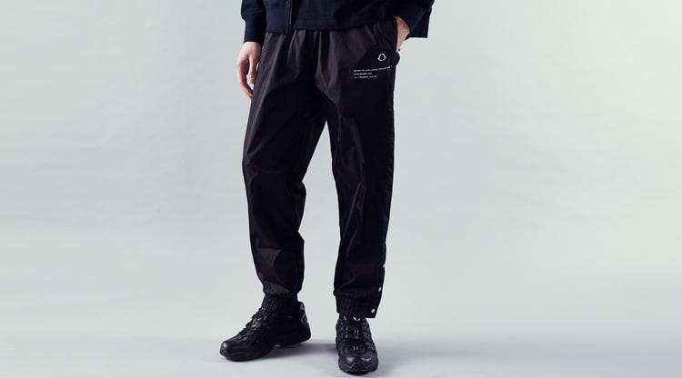 Moncler Genius - 7 Moncler Fragment Hiroshi Fujiwara - Nylon Popper Pant