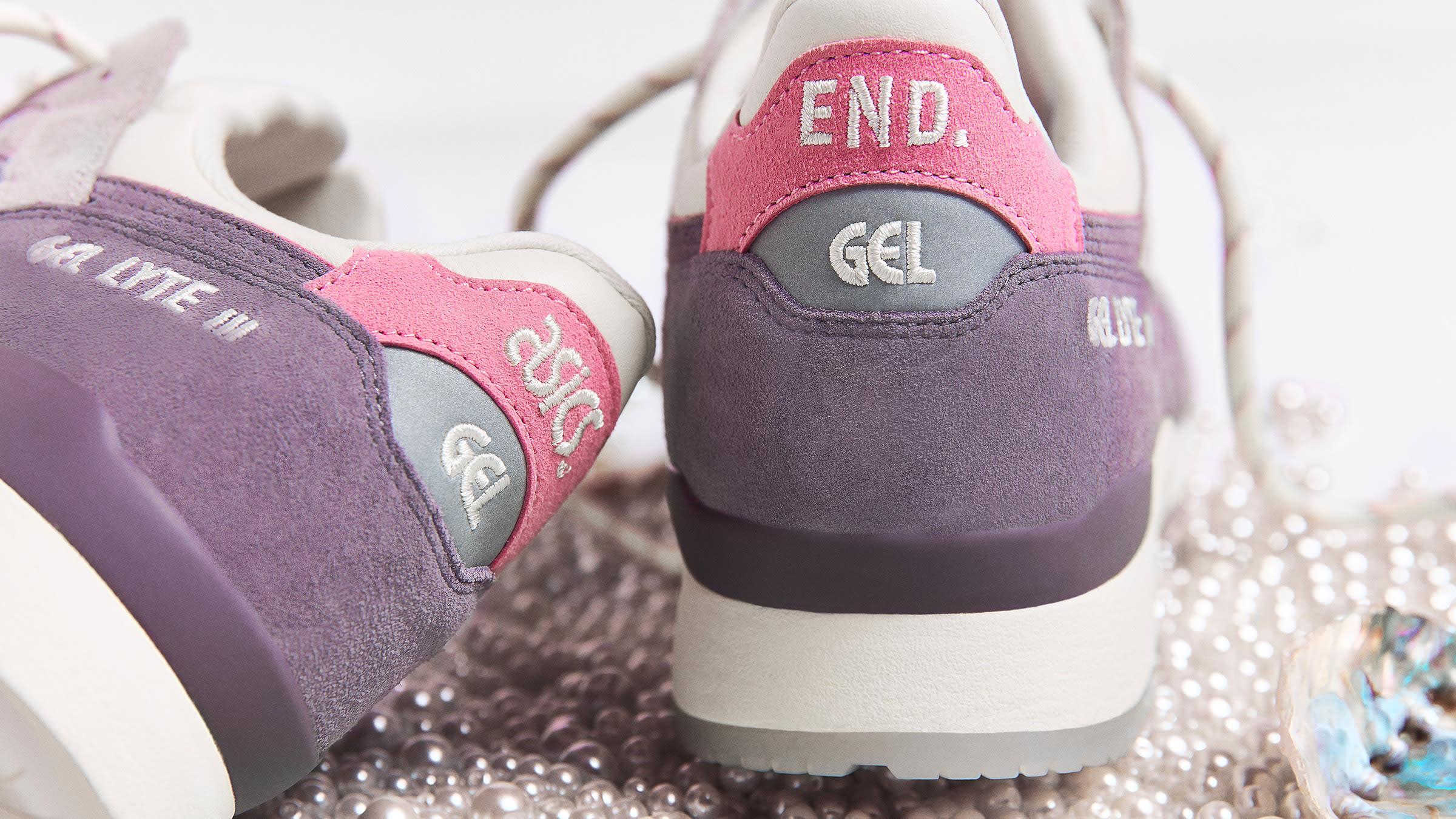 END x ASICS GEL-LYTE III