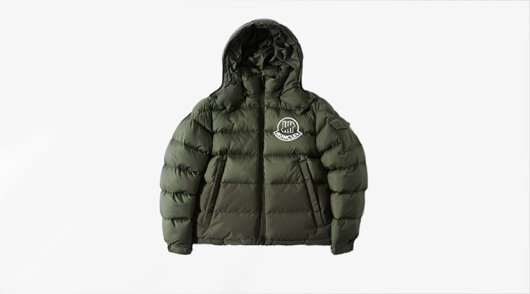 Moncler Genius 2 Moncler 1952 x Undefeated Arensky Hooded Down Jacket