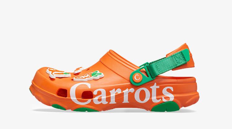 Crocs x Carrots