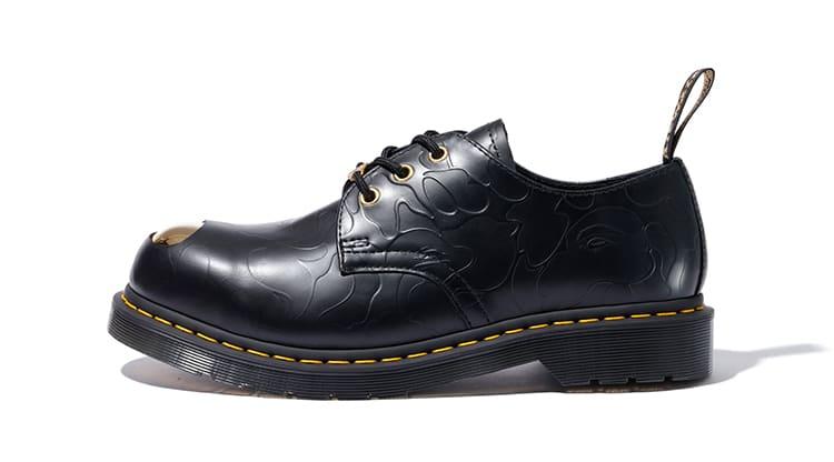 Dr. Martens x Bape Petri Shoe