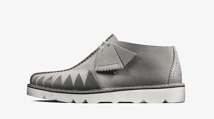 Clarks Originals x Neighborhood Desert Trek