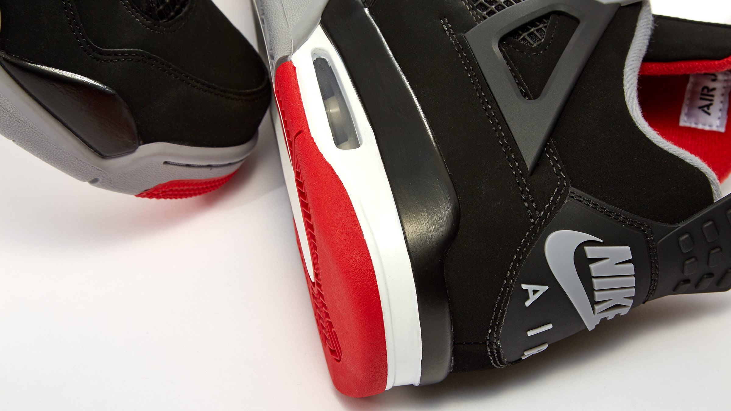 outlet store b3ec3 396d0 Instantly recognisable by their iconic design, Nike Jordan s