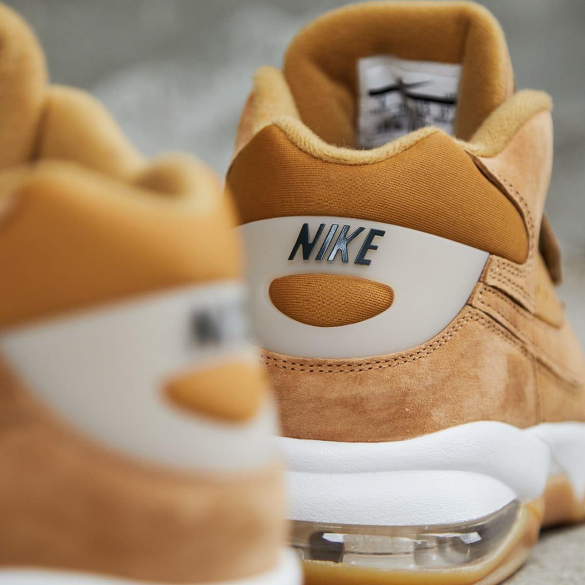 Nike Air Force Max Premium | Marron | Baskets | 315065 200