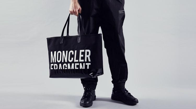 Moncler Genius - 7 Moncler Fragment Hiroshi Fujiwara - Logo Tote Bag