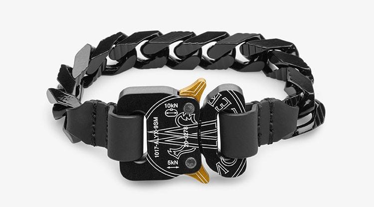 Moncler Genius - 6 1017 ALYX 9SM Buckle Bracelet
