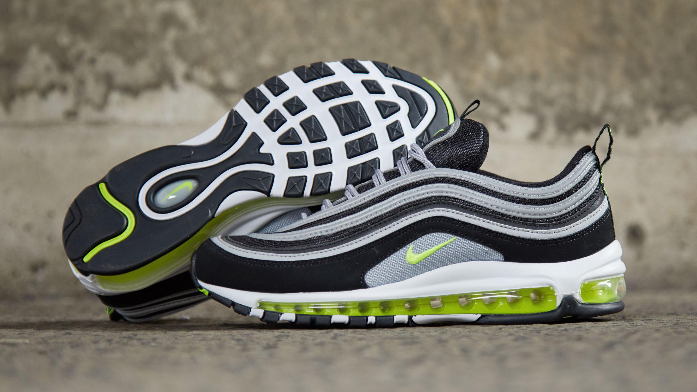 new products 8451c 18c0f Nike Air Max 97 Japan OG. Black, Volt ...