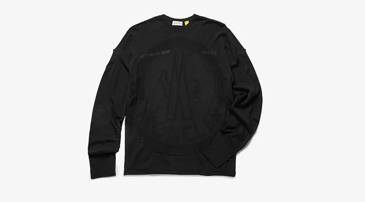 Moncler Genius - 6 Moncler 1017 ALYX 9SM Jacquard Logo Crew Knit