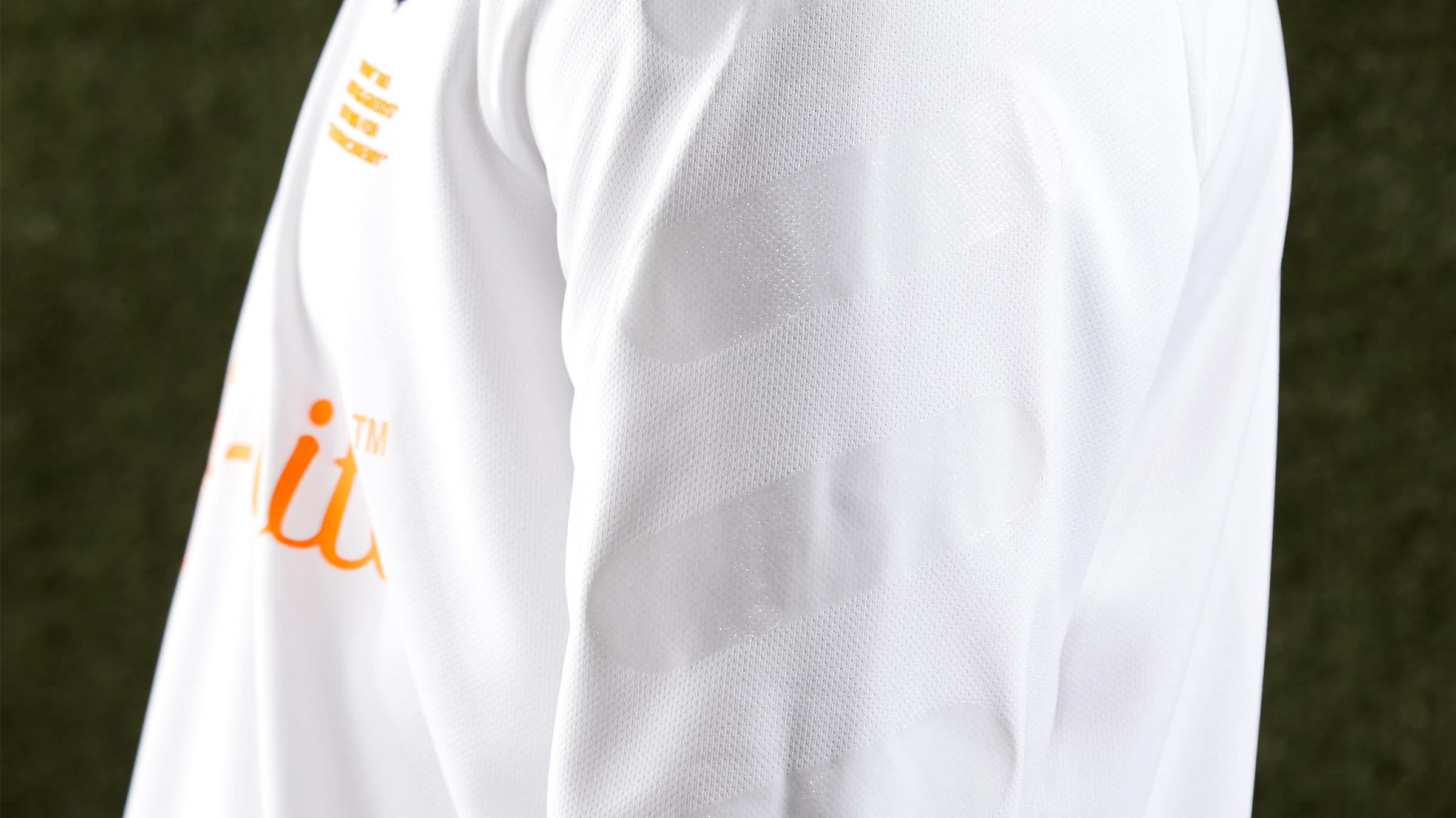 4f00684ae1f4 Nike x Off-White Football Home Jersey. White & Total Orange£129. Football,  Mon Amour