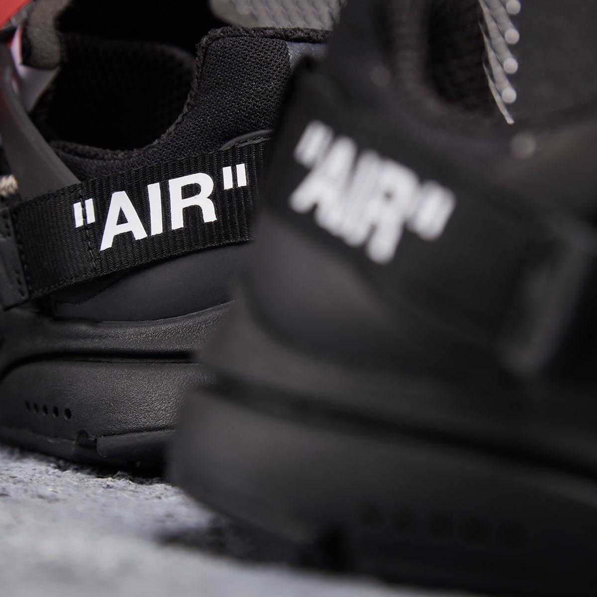 lowest price 9b2e5 de8ab Nike x Off-White Air Presto (Black & White)