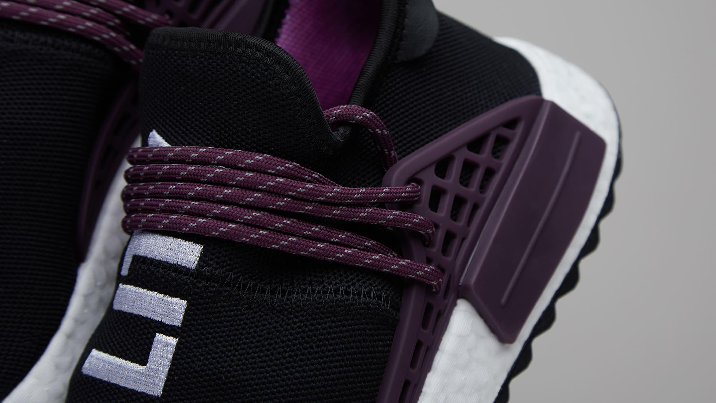 1997623d5a47f Adidas x Pharrell Williams HU NMD  Holi Powder Dye  (Black   Purple)