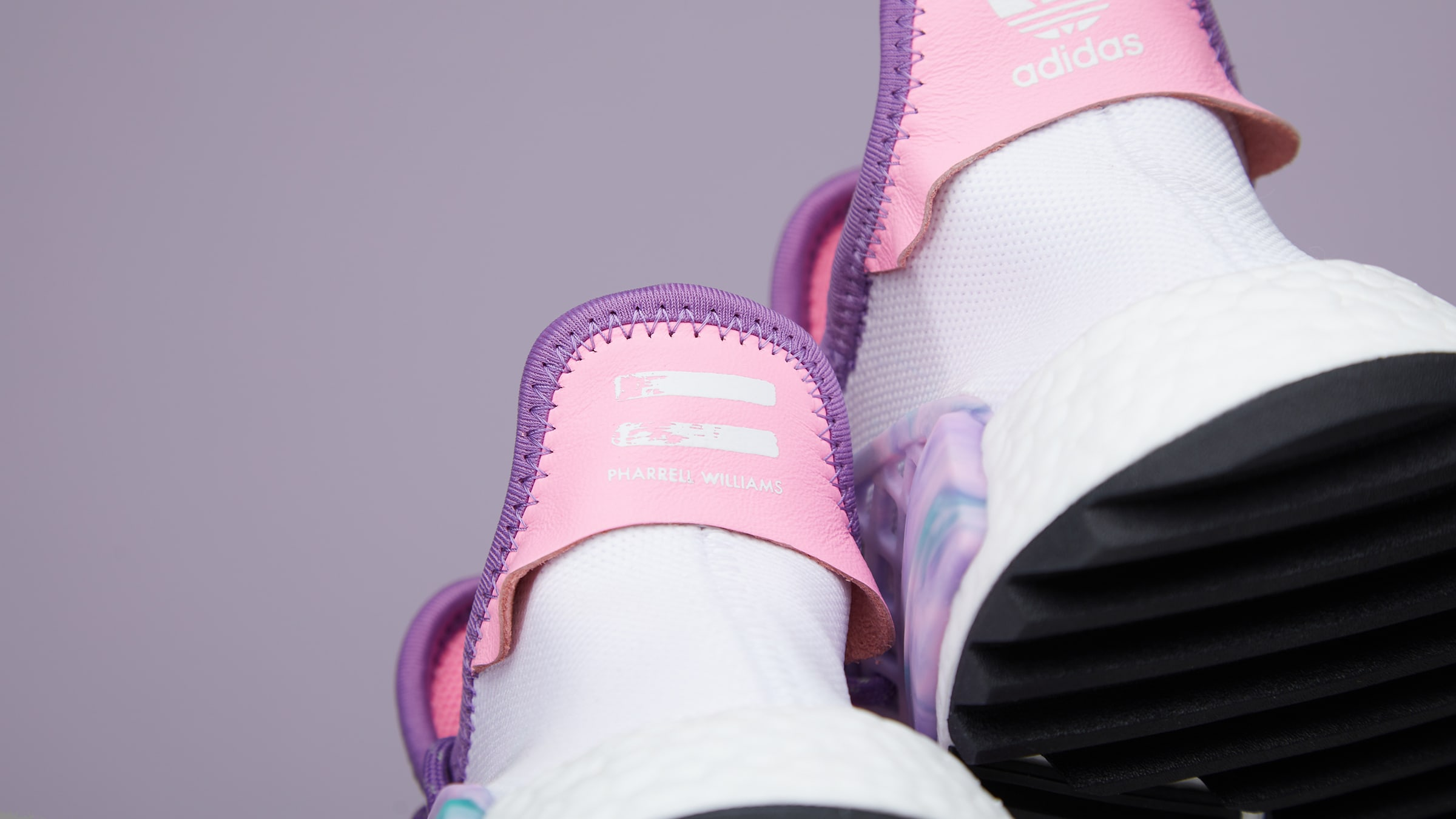 d944f13f64596 Adidas x Pharrell Williams HU NMD  Holi Powder Dye  (Supercolour)
