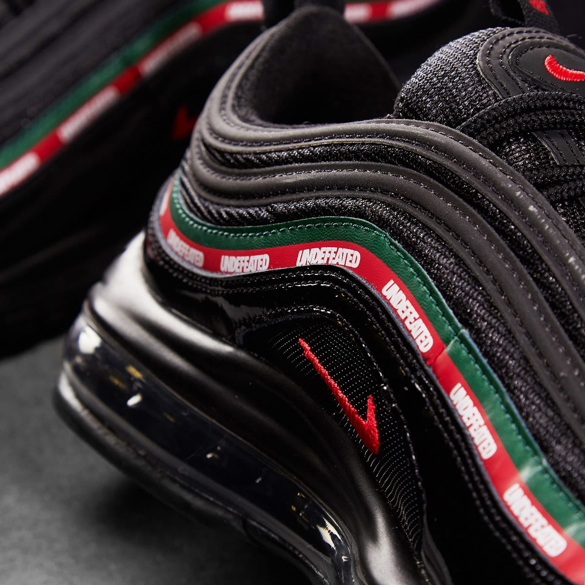 Undefeated x Air Max 97 OG 'Black' Nike AJ1986 001