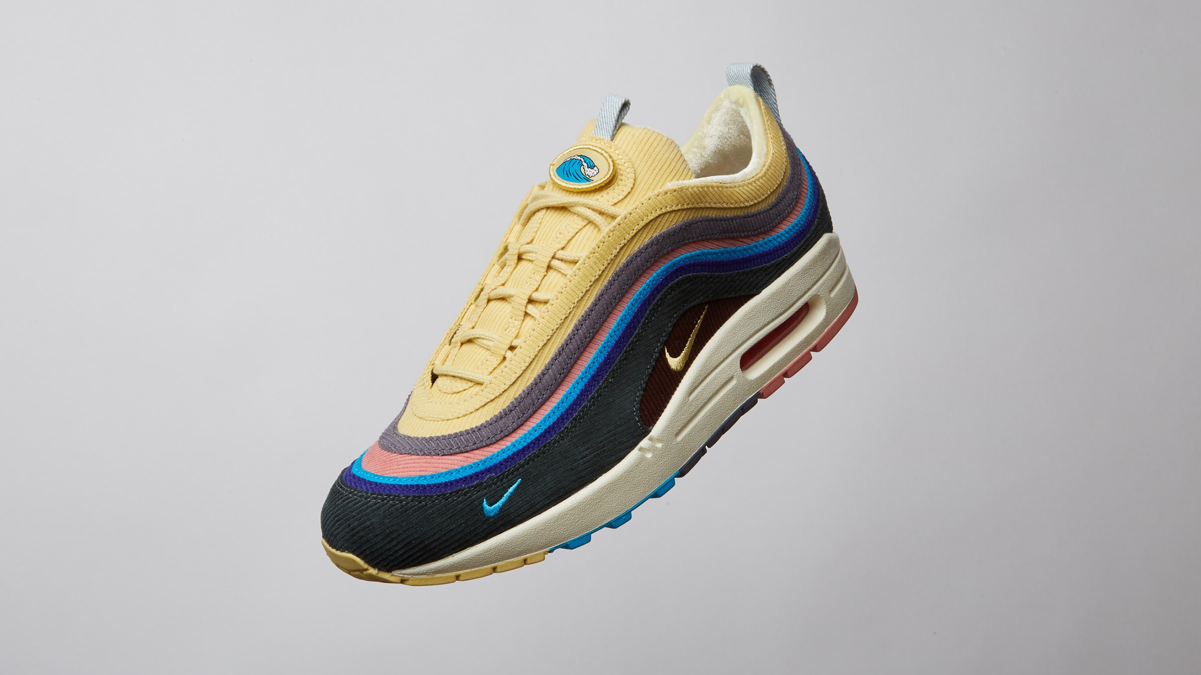 2018 Sean Wotherspoon x Nike Air Max 1/97 Light Blue Fury