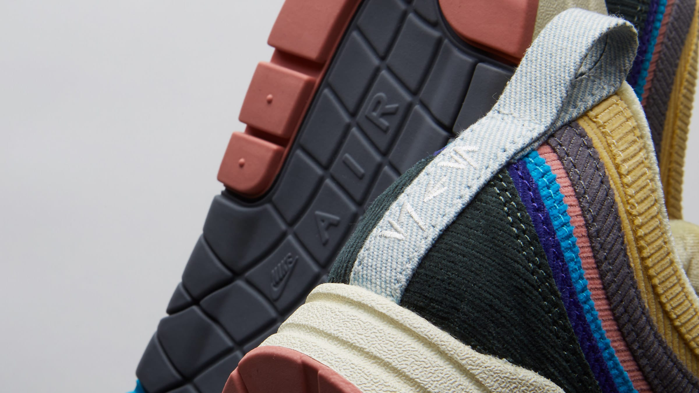 e553831e53 London, Soho, is marked with a surprise restock of Nike's much-loved Air  Max 1/97 Sean Wotherspoon.