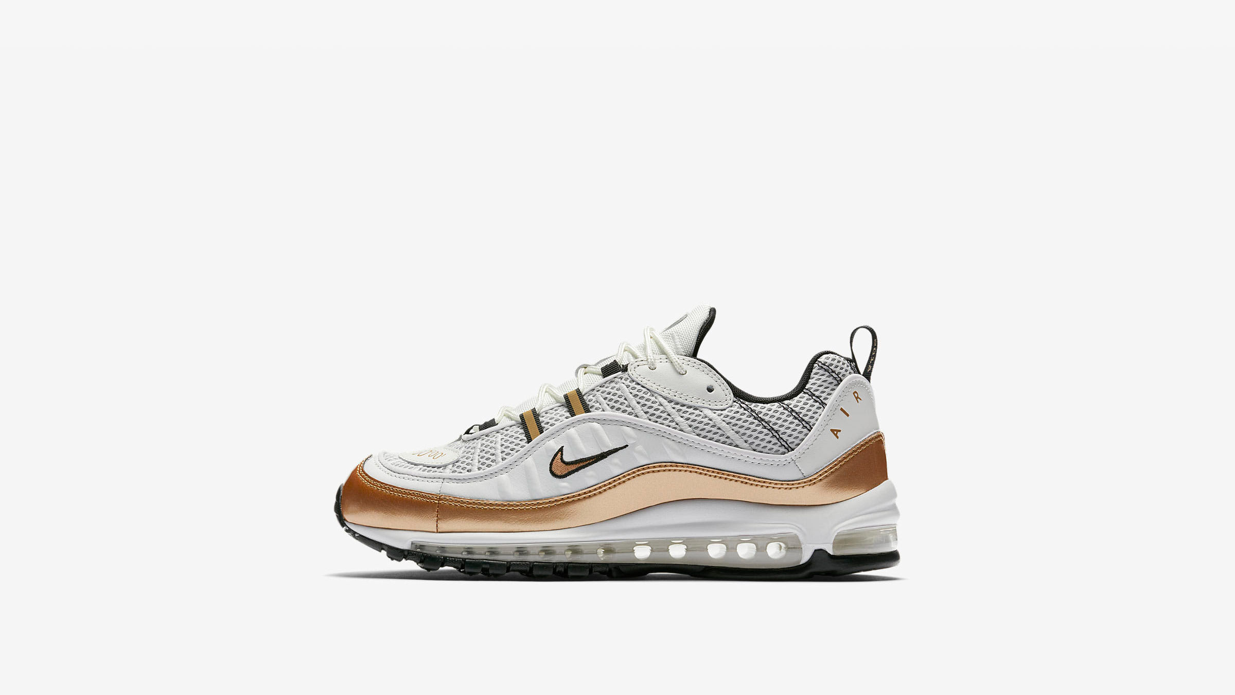 online store 1a4b2 1b4f3 In full effect for 2018, re-releases of the Air Max 98 continue with  another fresh and exciting colourway for the throwback model. Nike unveil a   GMT  pack, ...