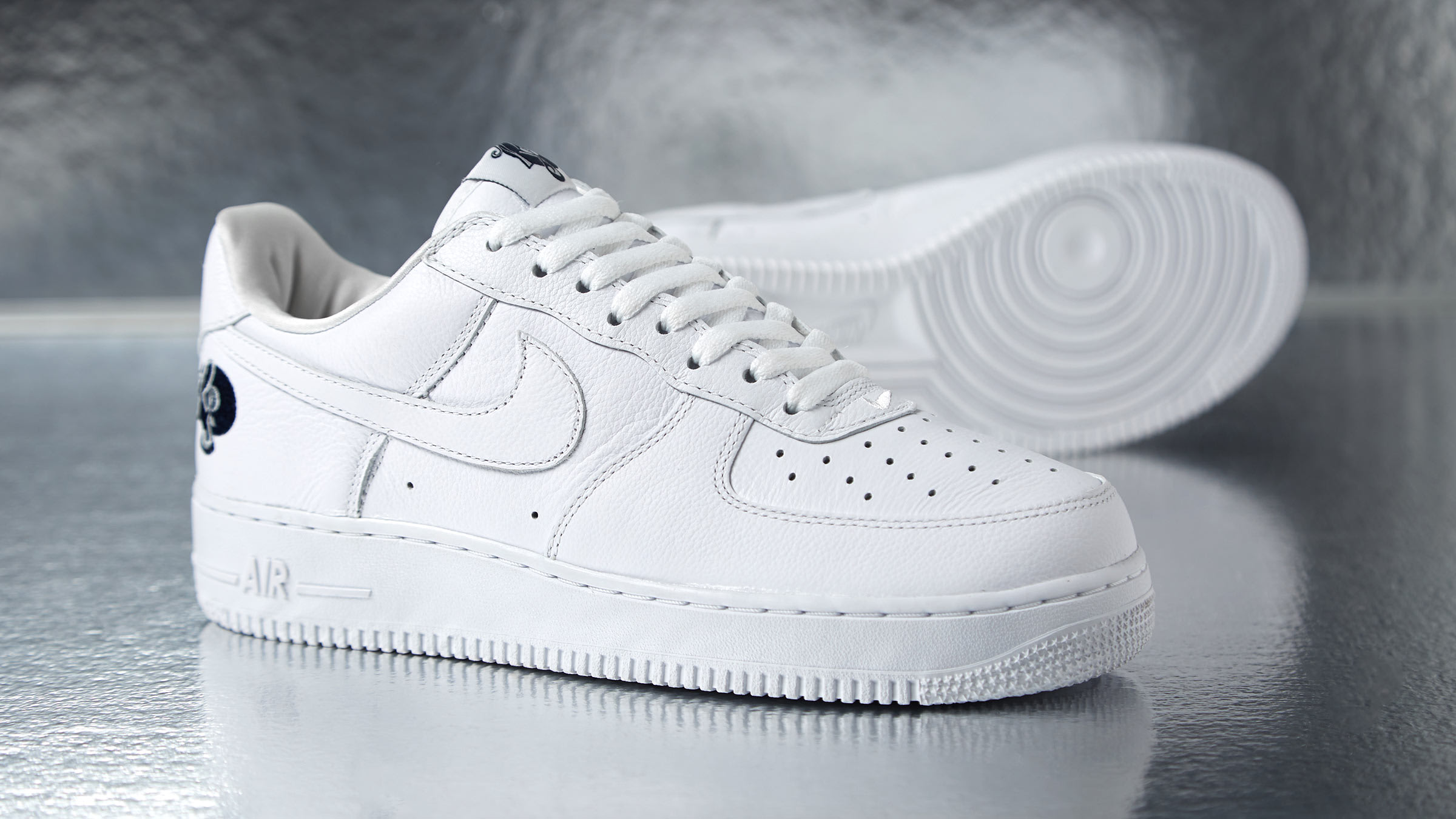 best sneakers 12530 c4c1a Nike Air Force 1 07  Roc-A-Fella