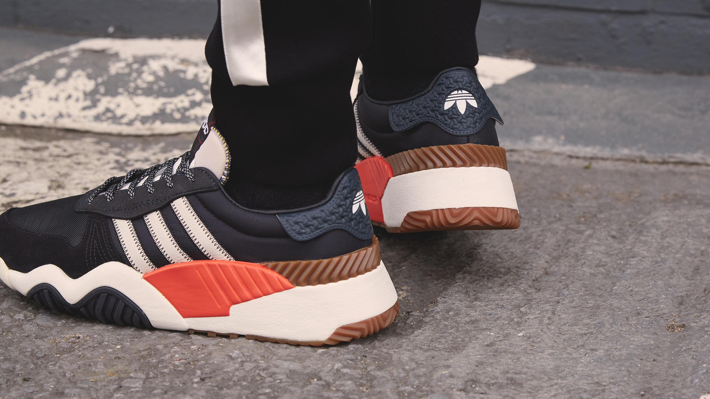 e346f825c639c Adidas Originals by Alexander Wang Trainer (Black