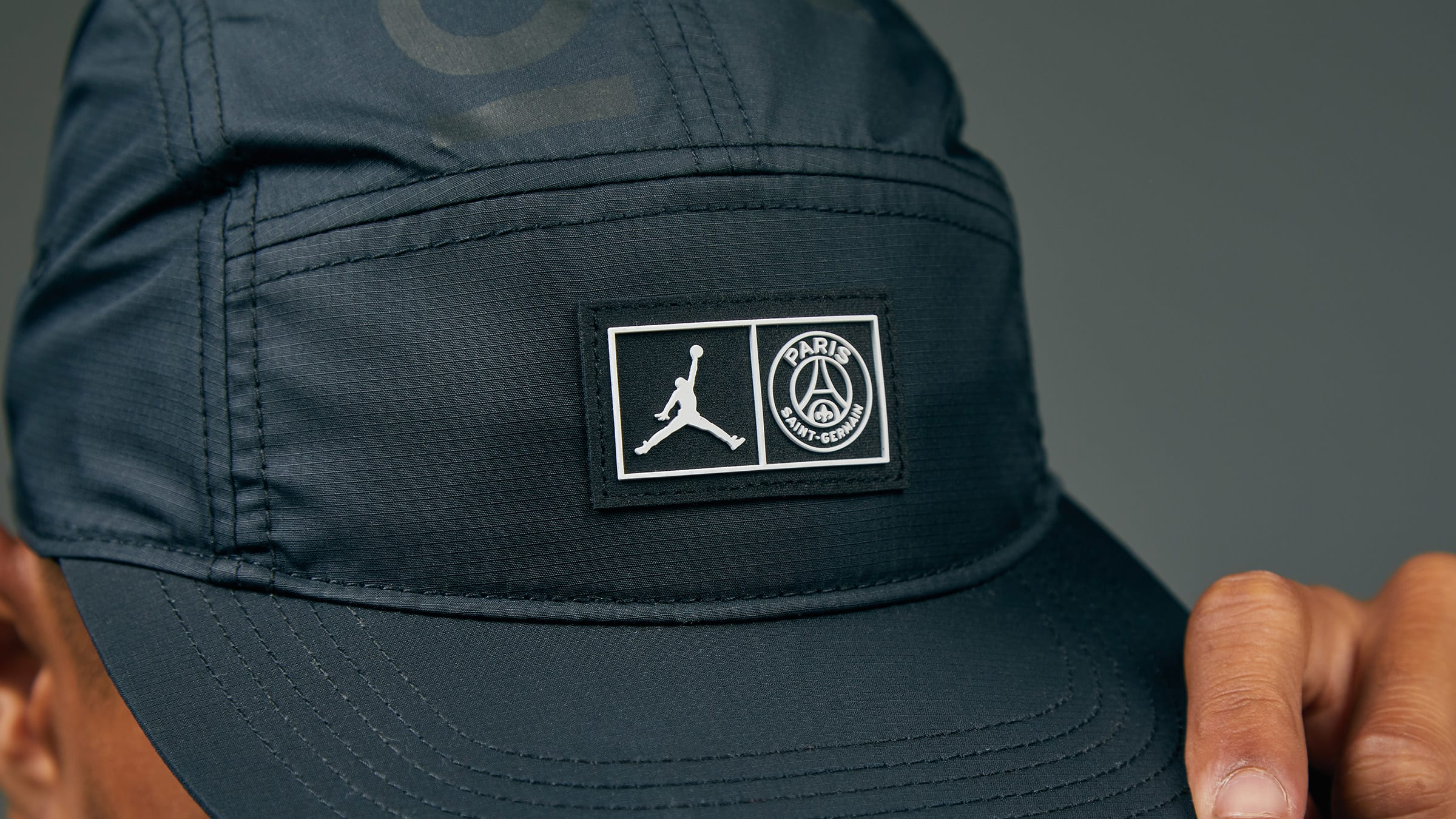 abd17811bb832 Jordan x Paris Saint-Germain AW84 Cap (Black)