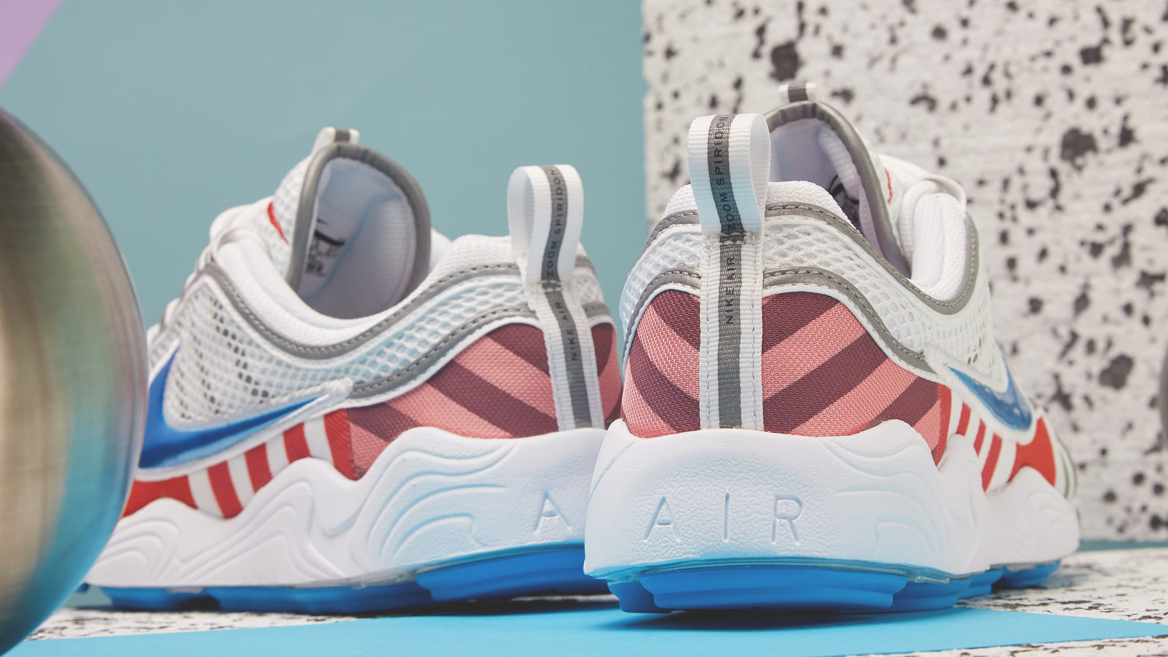 6f3056c3a01f8 ... Dutch artist Piet Parra adds the final stroke to his Parra x Nike  collaboration with the release of a responsive runner  the Air Zoom Spiridon .