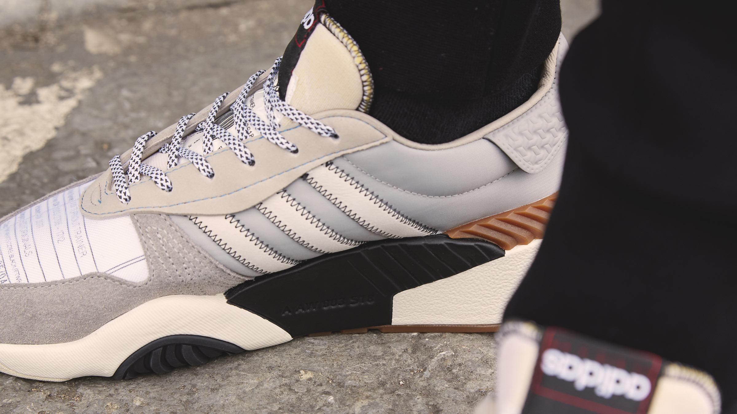 Adidas Originals by Alexander Wang Trainer (Brown adaa5a982
