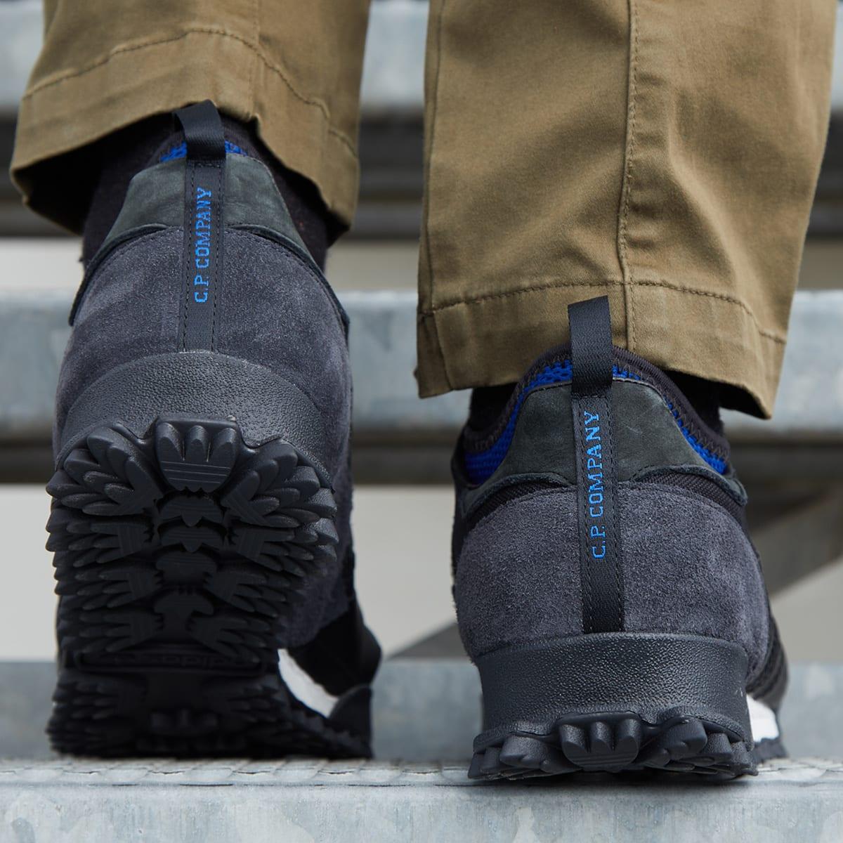 Adidas x C.P. Company Marathon (Black