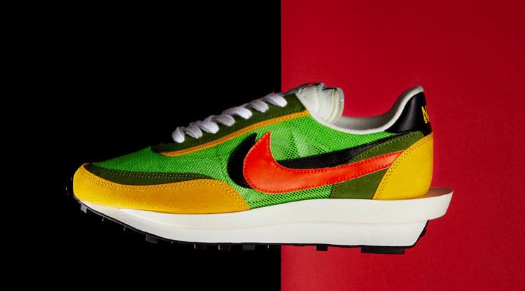 sports shoes 04638 ff31d Nike x Sacai LDWaffle