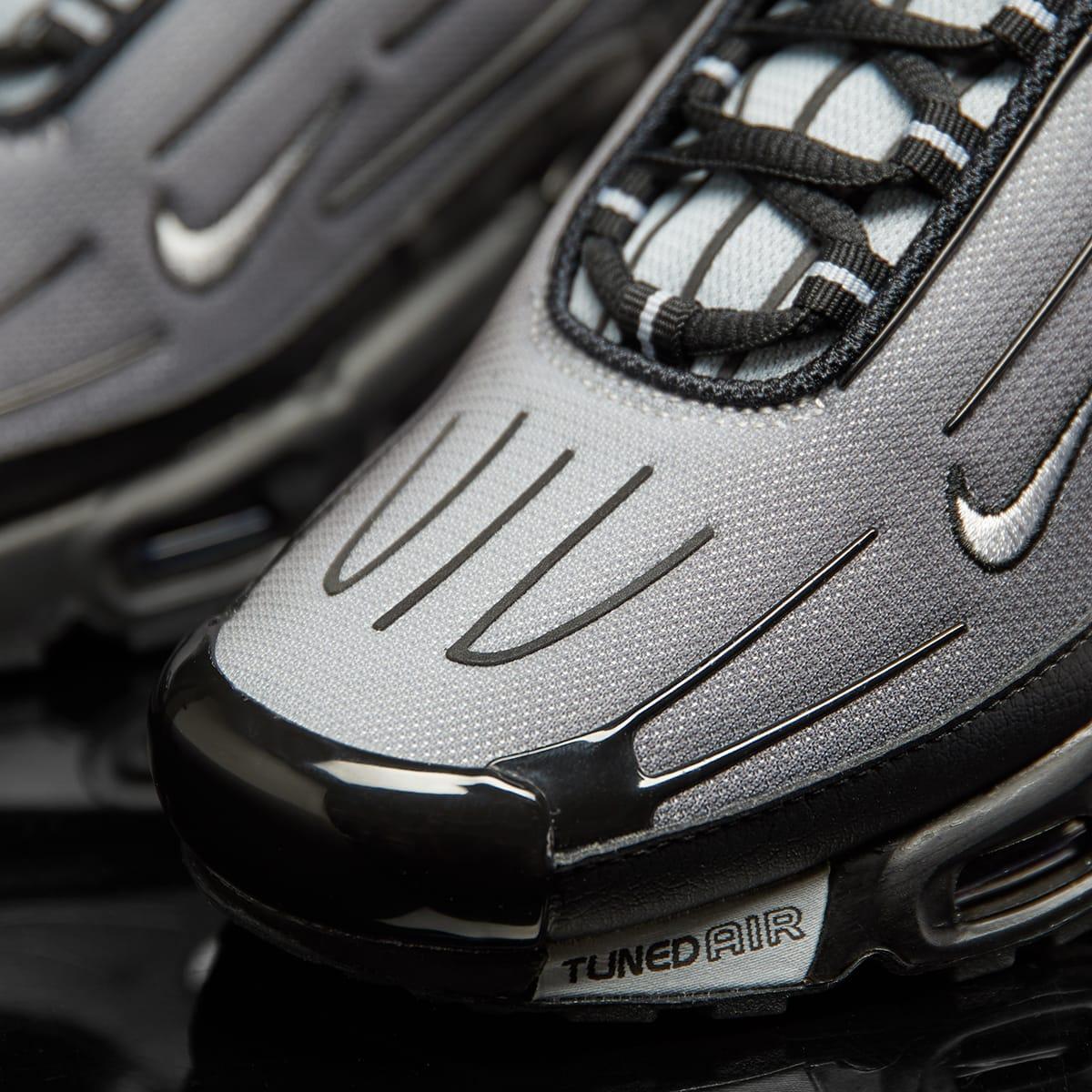 Nike Air Max Plus Iii Black Wolf Grey Black