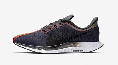 ccde4b22cc7 Nike Zoom Pegasus Turbo. Anthracite, Black & Dark Grey£159. Launch Date