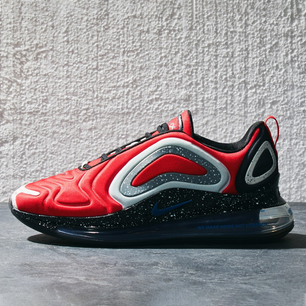 Nike X Undercover Air Max 720 University Red Blue Jay