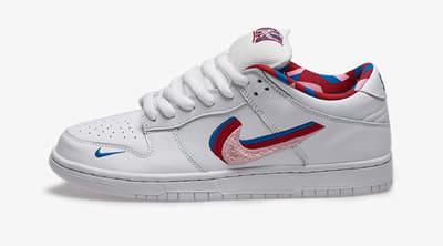 Nike x Parra SB Dunk Low OG
