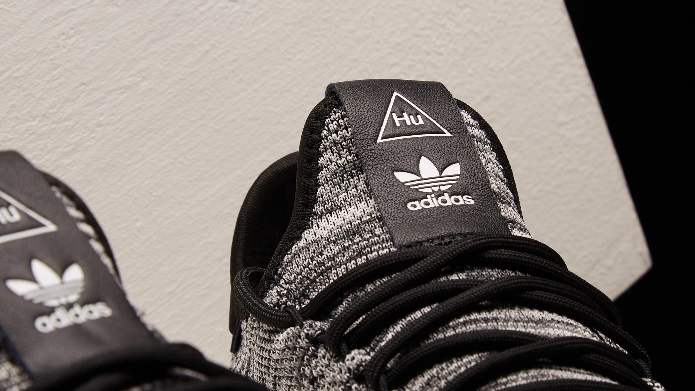 d2bc31c442d63 Adidas x Pharrell Williams Tennis HU PK (Chalk White   Black)