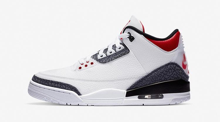 Nike Air Jordan 3 Retro SE Denim