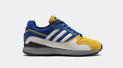 Adidas x Dragonball Z Ultra Tech 'Vegeta'