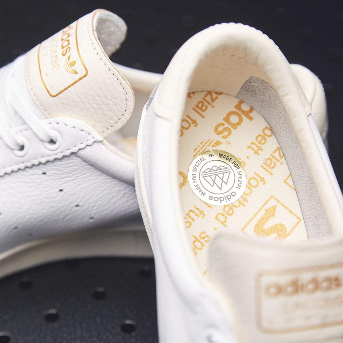 Adidas SPZL Lacombe (White \u0026 Chalk)