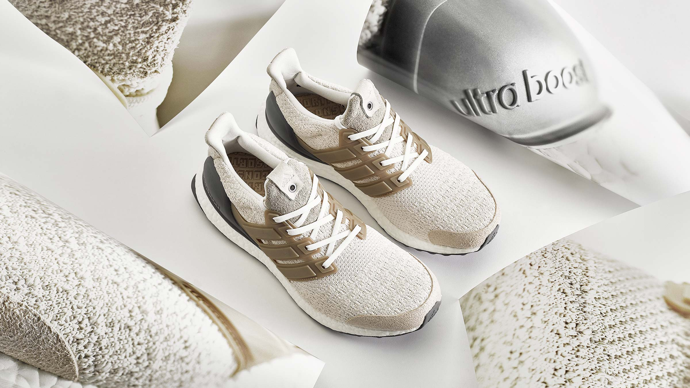 055975115166 Adidas Consortium Ultra Boost Lux (Grey)
