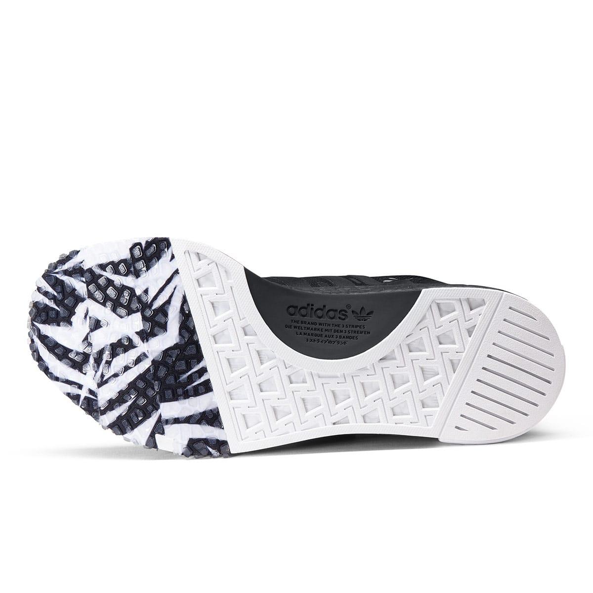 best sneakers 77c93 3a43e Adidas Consortium x Juice NMD Racer (Core Black & White)