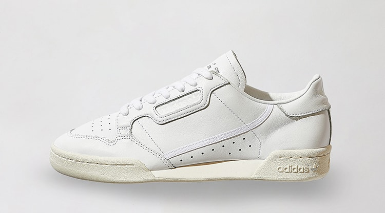 new product fda18 eeade Adidas Continental 80