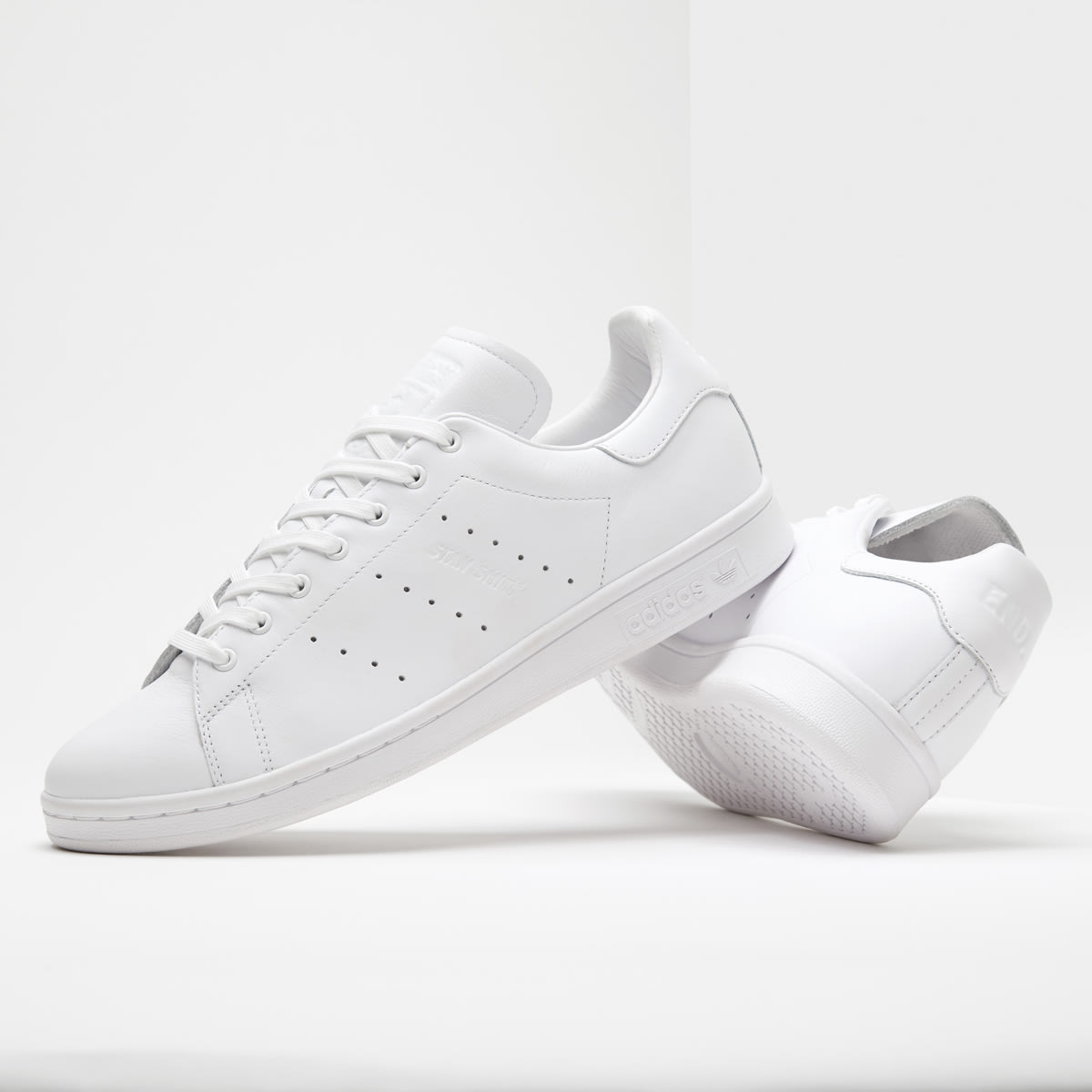 END. x adidas Consortium Stan Smith Collab | HYPEBEAST