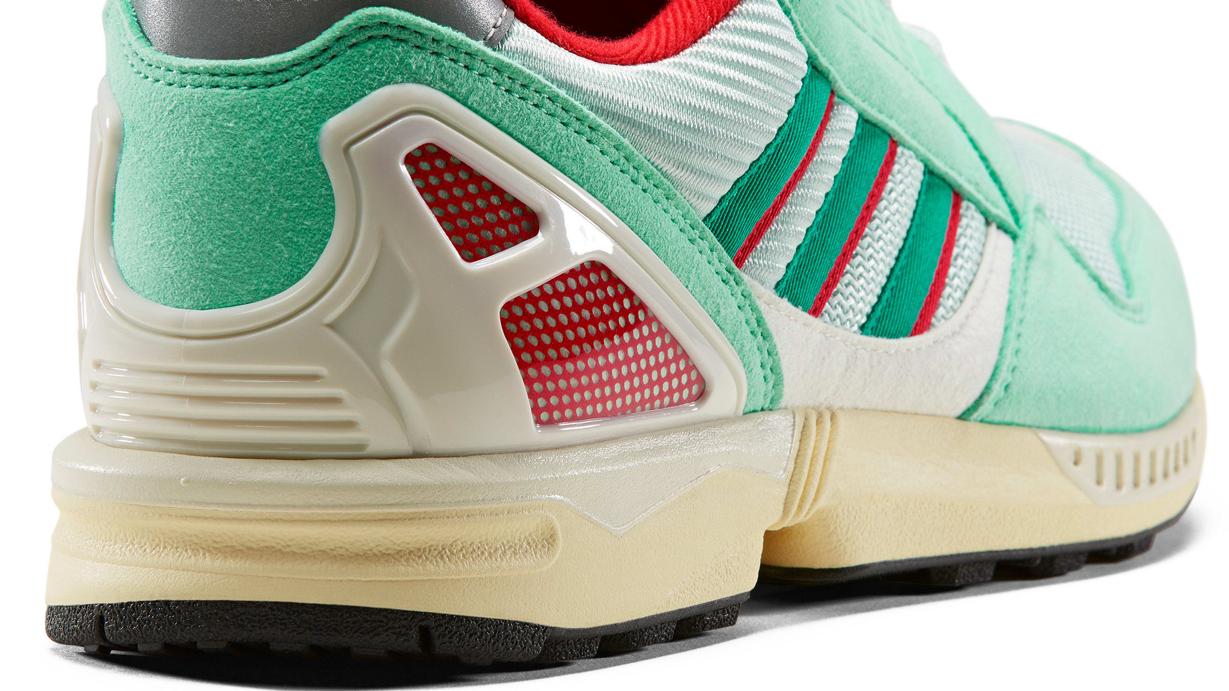 Adidas ZX 9000 OG (White, Lilac & Green)