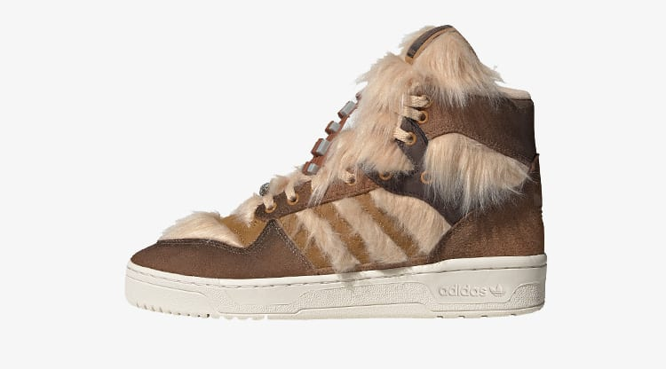 Adidas x Star Wars Rivalry Hi Chewbacca