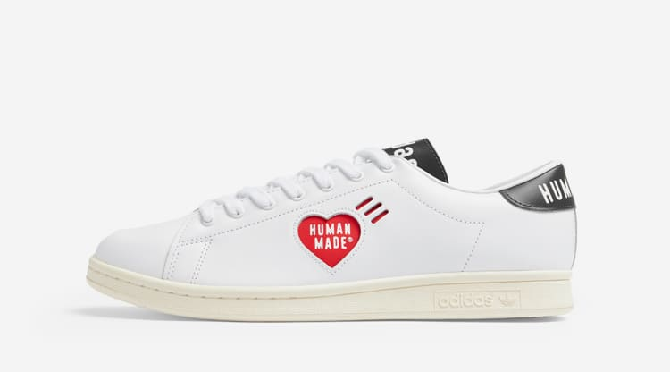 Adidas x Human Made Stan Smith