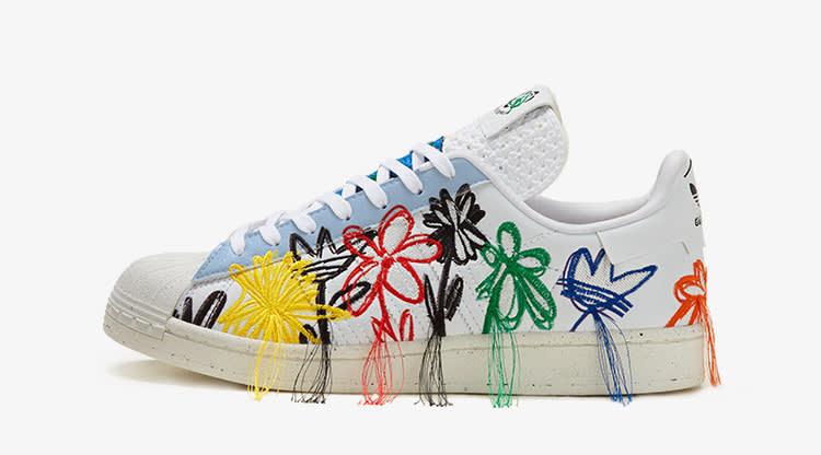 Adidas Originals x Sean Wotherspoon SUPEREARTH Superstar