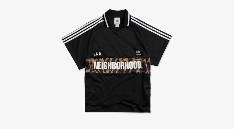 END. x Adidas x Neighborhood Oversize Vintage Jersery