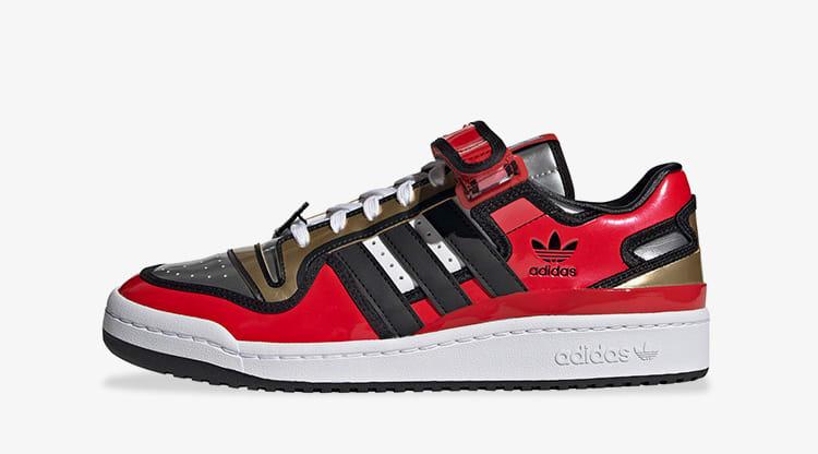 Adidas Forum 84 Low Simpsons Duff