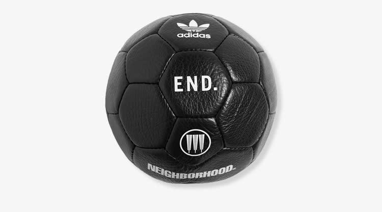 END. x Adidas x Neighborhood Home Football