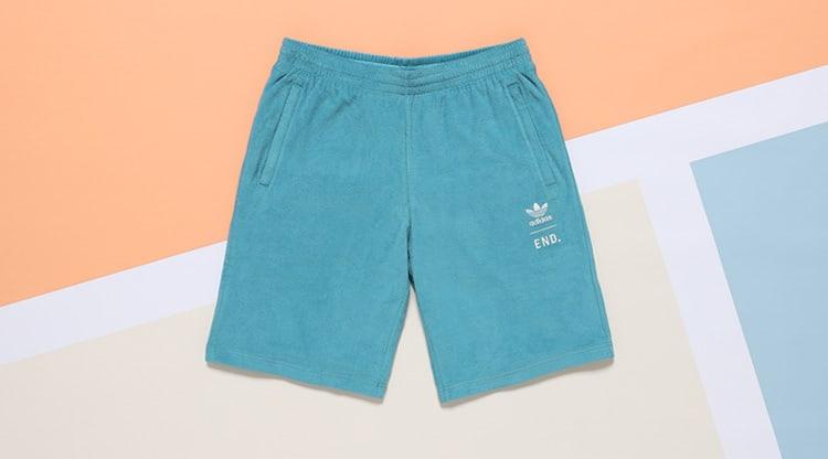 END. x Adidas Tennis Club Short