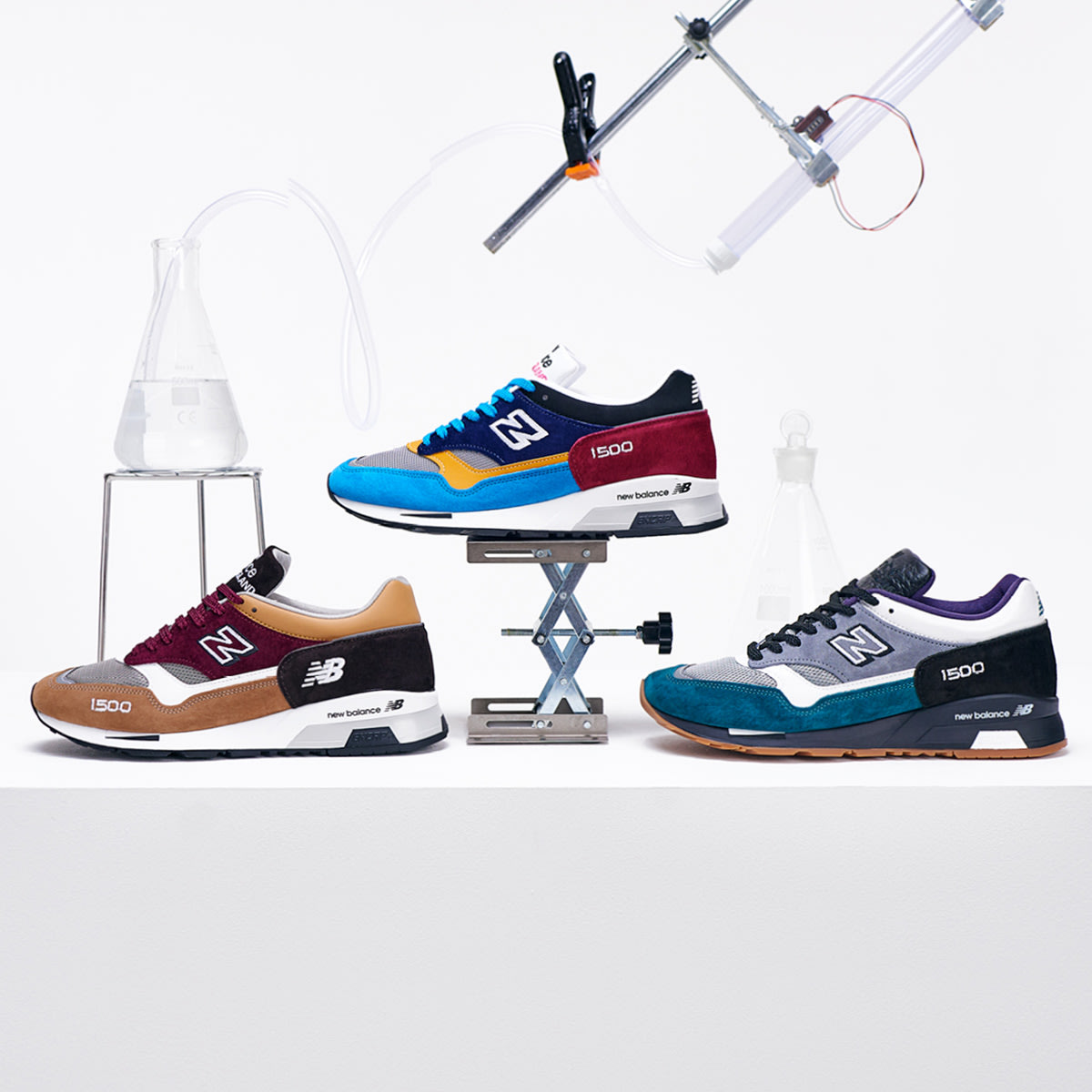 on sale af295 db83a New Balance Sample_Lab 1500X Made in England (Multi)