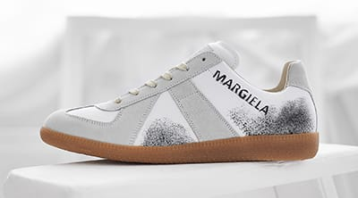 Maison Margiela 22 Replica Graffiti Sneaker - END. Exclusive